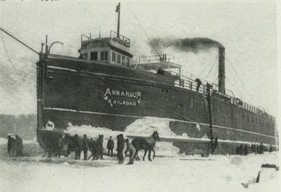ANN ARBOR #1 (1892, Car Ferry (Rail Ferry))