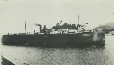 ANN ARBOR #3 (1898, Car Ferry (Rail Ferry))