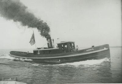 ANNIE (1889, Tug (Towboat))