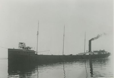 APPOMATTOX (1896, Bulk Freighter)