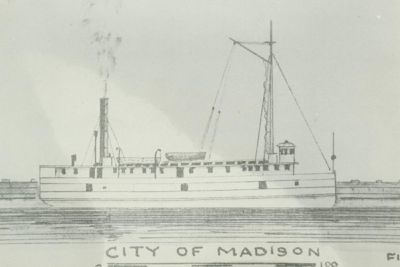 CITY OF MADISON (1857, Propeller)