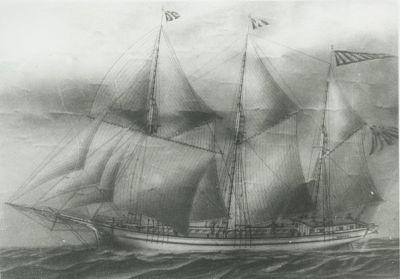 DUNDEE (1870, Schooner)