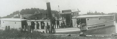 BROWER, HENRY F. (1882, Fish Tug)