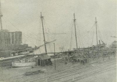 BRUNETTE (1871, Schooner-barge)