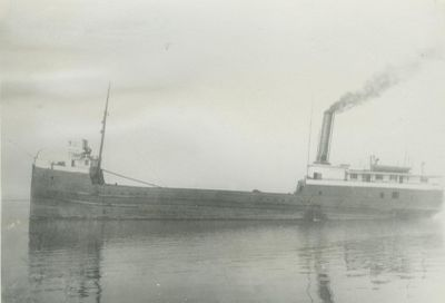BUELL, F. R. (1888, Package Freighter)