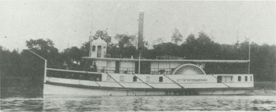 CITY OF PETERBOROUGH ( Steamer)