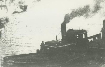 GRIFFIN, J.B. (1874, Tug (Towboat))