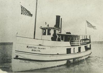 HACKLEY, ERIE L. (1882, Excursion Vessel)