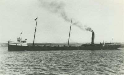 CITY OF GENOA (1892, Bulk Freighter)