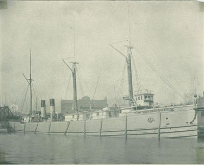 HARLEM (1888, Package Freighter)
