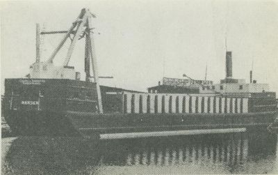HARSEN (1916, Bulk Freighter)