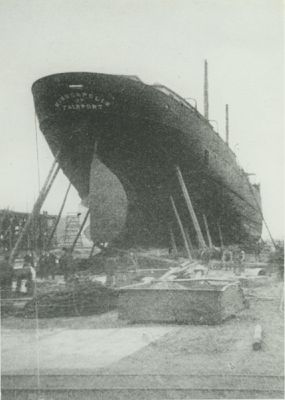 MINNEAPOLIS (1897, Package Freighter)