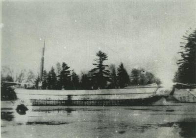 MINNES, ANNIE (1867, Schooner)