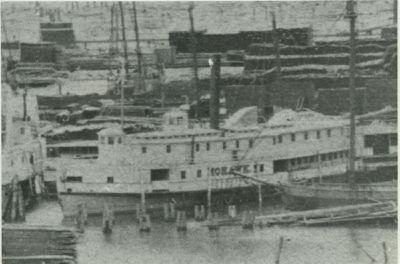 MOHAWK (1843, Steamer)
