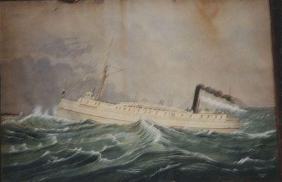 MOHAWK (1856, Propeller)