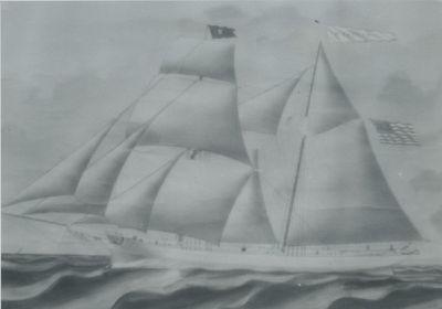 MONITOR (1862, Schooner)