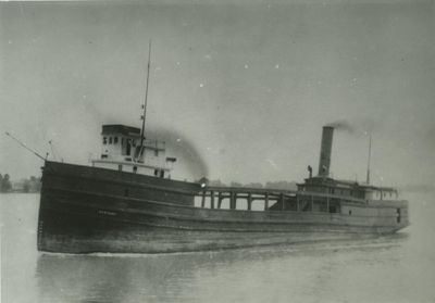 MONTANA (1872, Package Freighter)