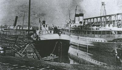 DOVILLE, R.E. (1905, Propeller)