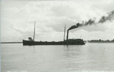 DRAKE, M. M. (1882, Bulk Freighter)
