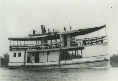 JOSIE (1893, Propeller)