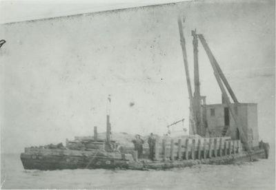 JOUBERT (1900, Barge)