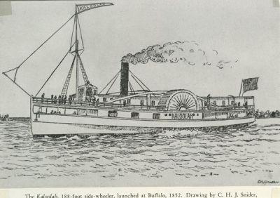 KALOOLAH (1852, Steamer)