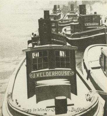 KELDERHOUSE, J. (1884, Tug (Towboat))