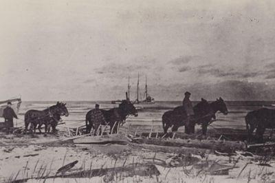 KERSHAW, C.J. (1857, Barkentine)