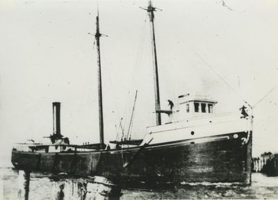 KERSHAW, CHARLES J. (1874, Bulk Freighter)