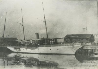 MAYITA (1896, Yacht)