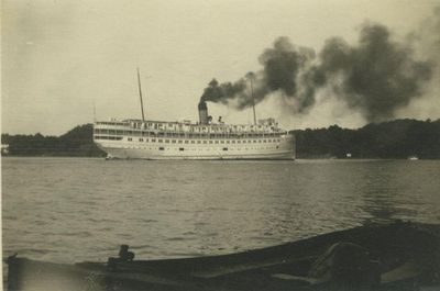 NORTH AMERICAN (1913, Excursion Vessel)