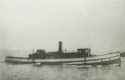 SUMNER, ALANSON (1872, Tug (Towboat))