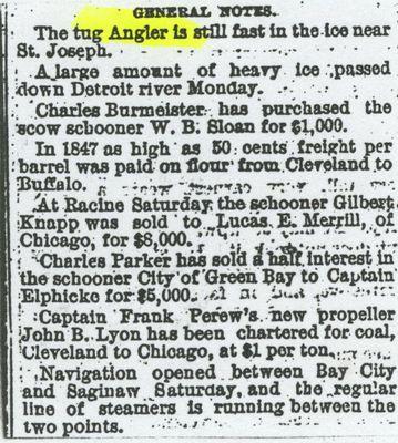 ANGLER (1880, Tug (Towboat))