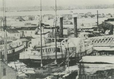 NORTHWEST (1867, Steamer)