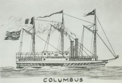 COLUMBUS (1835, Steamer)
