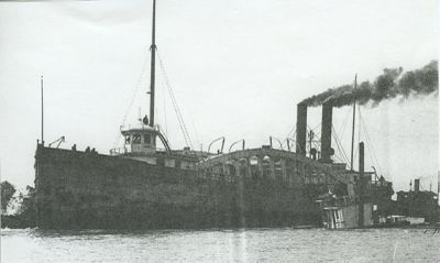 MILWAUKEE (1879, Package Freighter)