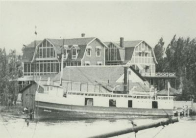 M. & M. (1890, Excursion Vessel)