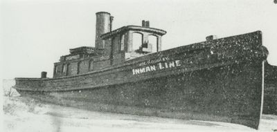 DUDLEY, JOE D. (1865, Tug (Towboat))