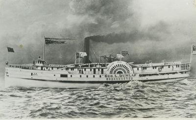 DUNLAP, GEORGE L. (1864, Steamer)
