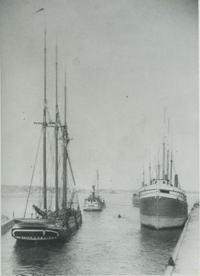 KEITH, IDA (1873, Schooner)