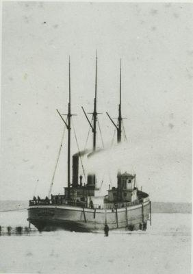 KELLEY, FRED (1871, Schooner)