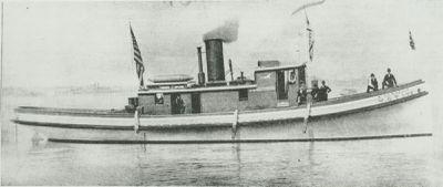 KENNEDY, WILLIAM (1893, Tug (Towboat))