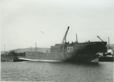 KRUPP, ALFRED (1896, Barge)