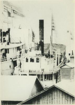 LAKE BREEZE (1868, Excursion Vessel)