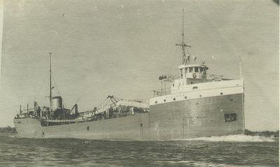 NIAGARA (1897, Bulk Freighter)