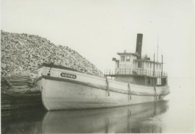 NORMA (1884, Steambarge)