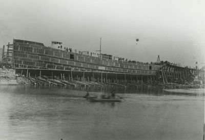 SUSQUEHANNA (1886, Package Freighter)