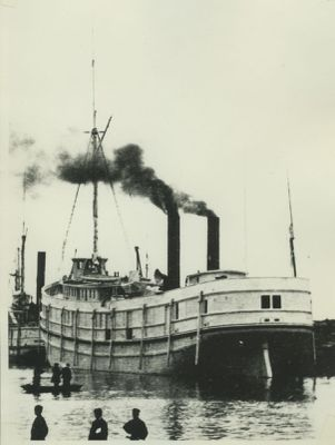 COLORADO (1867, Package Freighter)