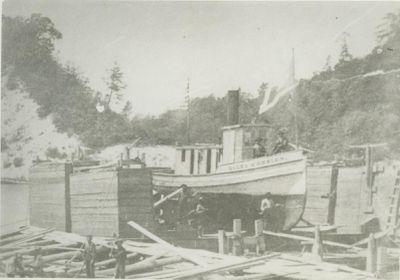 O'BRIEN, ELLEN M. (1864, Tug (Towboat))