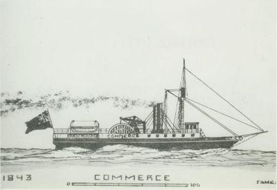 COMMERCE (1843, Steamer)